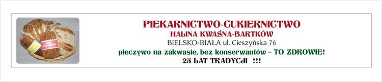 Piekarnictwwo-cukiernictwo - Halina Kwaśna-Bartków